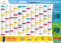 ENV-104 CAL 2020 Le Verger-sur-Dive