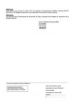 3219 - Convention objectifs financement aide investissement Caisse Allocations Familiales CAF Page 2